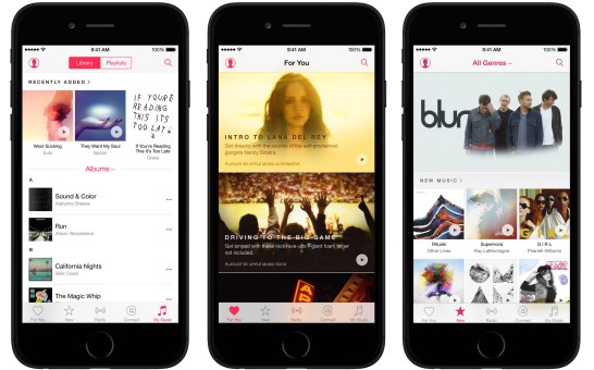 Apple-Music-App-iOS-9